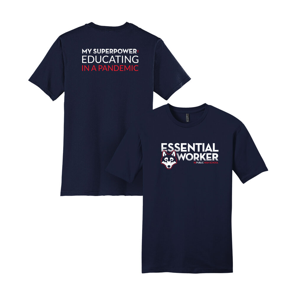 Essential Worker T-Shirts